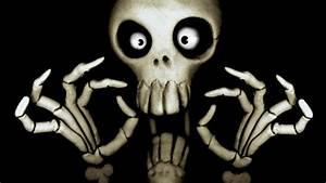 Evil Skull Wallpapers - WallpaperSafari