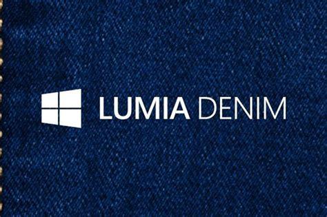 lumia denim il nuovo aggiornamento disponibile entro anno