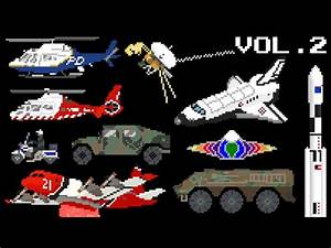 Vehicles Collection Volume 2 - Emergency, Space & Military ...