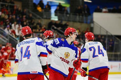 Чемпионат мира по хоккею 2021. Обязательная программа пройдена. Россияне обыграли Белоруссию. Хоккей - Молодежный ЧМ Спорт-Экспресс