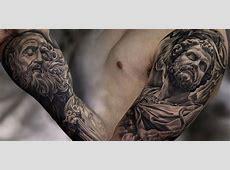 Tatouage Homme Hibou Tattooart Hd