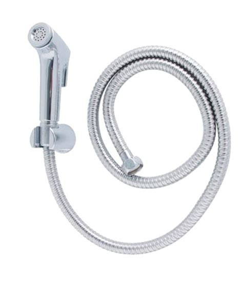 Bidet Hose by Showy Jopan Chrome Bidet Spray C W 120cm Hose 2364c