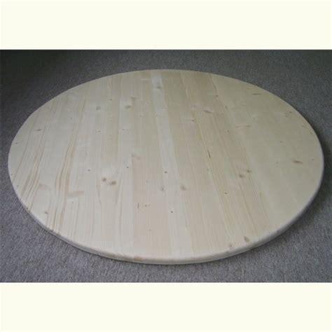rund tischplatte mm  schicht naturholz fichte  cm eschers fassmoebel ihr spezialist