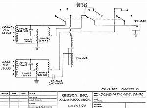 Gibson Eb3 Circuit Schematics  Series 2   U0026gt  U0026gt  Flyguitars