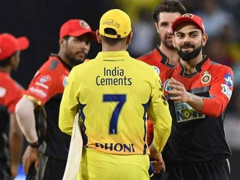 They have clashed in some epic encounters over the last 12 one of the matches did not produce a result, while csk beat rcb by 52 runs when they battled in the 2010 champions. IPL 2019: Match 39, RCB vs CSK - Predicted Playing XI ...