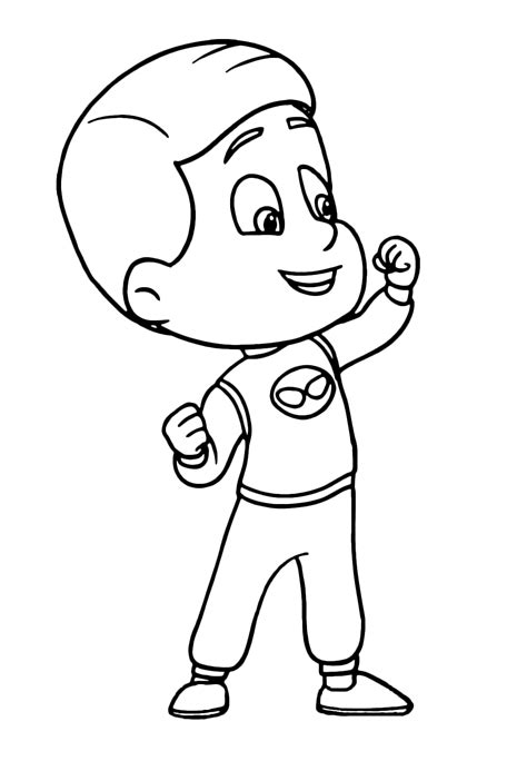 pj masks coloring pages cricut pj masks coloring pages