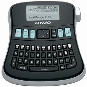 Dymo labelmanager 210d all purpose label maker for Dymo label sizes