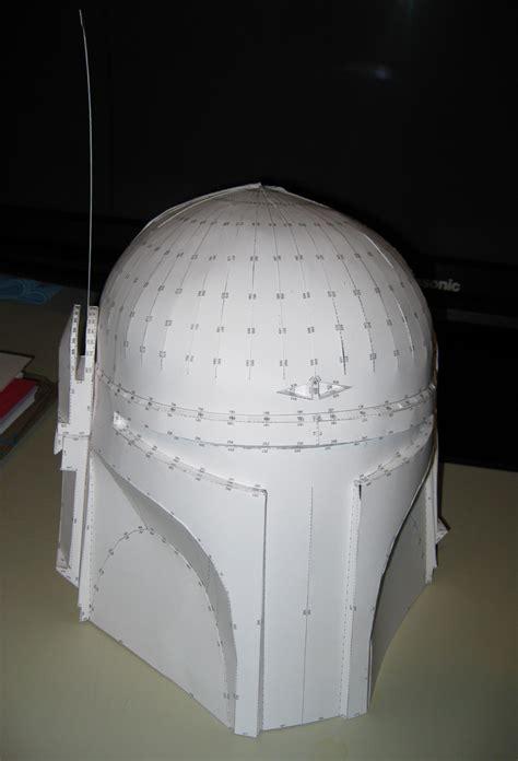 boba fett helmet template boba fett papercraft helmet by vitaminzinc on deviantart