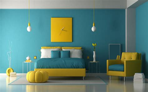 top 10 colour combinations to enhance your bedroom walls