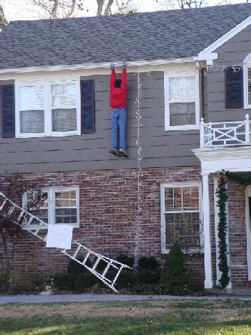 install christmas decorations on roof surviving the holidays prohealth