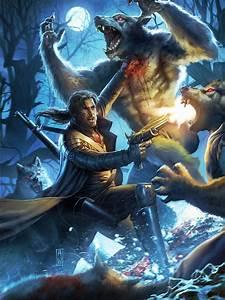 The Wolf hunter II by AdmiraWijaya on DeviantArt