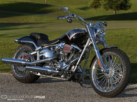 Harley Davidson Breakout Image by 2013 Harley Davidson Cvo Breakout Image 3