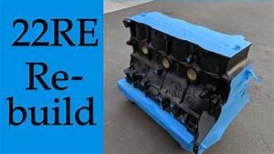 22re Engine Rebuild