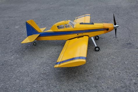 airtractor   plans aerofred   model