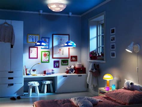bedroom lighting fixtures ideas for children small room