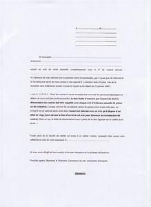 Resiliation Assurance Voiture : courrier de r siliation mutuelle mod le de lettre de r siliation assurance auto jaoloron ~ Gottalentnigeria.com Avis de Voitures