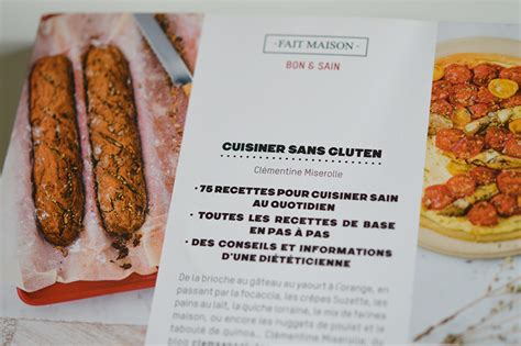 cuisiner sans gluten livre cuisiner sans gluten de clem concours