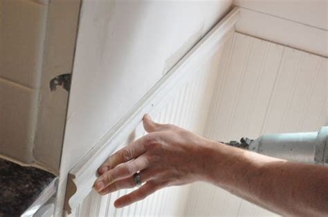 Sealants Direct Paint Blog • How To Install Beadboard