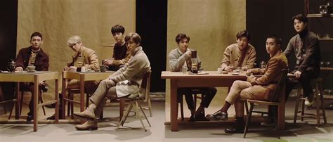 exo universe photoshoot exo s quot universe quot serves a warm cup of awesome for the