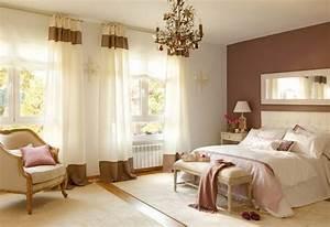 farbgestaltung schlafzimmer wandfarbe braun wei With schlafzimmer wandfarbe