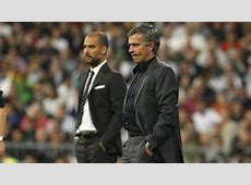 José Mourinho and Pep Guardiola rivalry to define era in