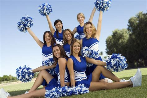 Encouraging And Uplifting Cheerleading Cheers For Football