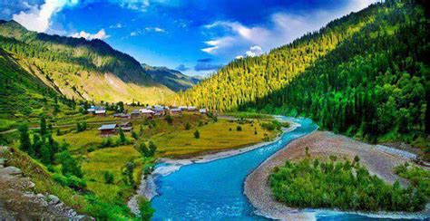 neelum valley paradise  earth pakistan tourism guide