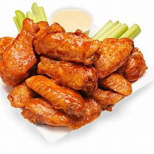 Our 25 Most Popular Wings