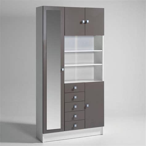 armoire de rangement salle de bain maison parallele