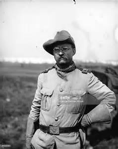 Teddy Roosevelt Rough Rider Uniform