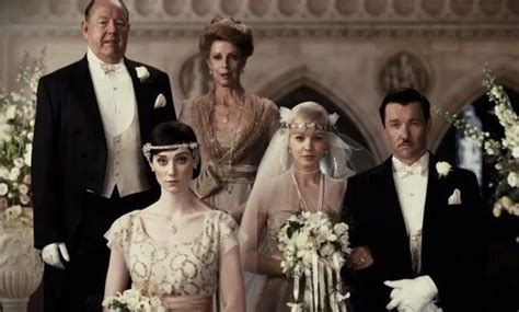 The Great Gatsby Daisy wedding Movie wedding dresses