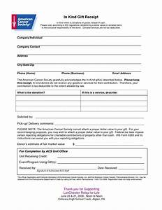 Templates paper donation receipt templates for Donation invoice template