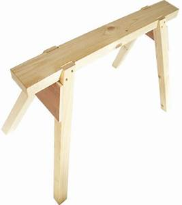 Carpenters Wooden Trestle - Saw Horse