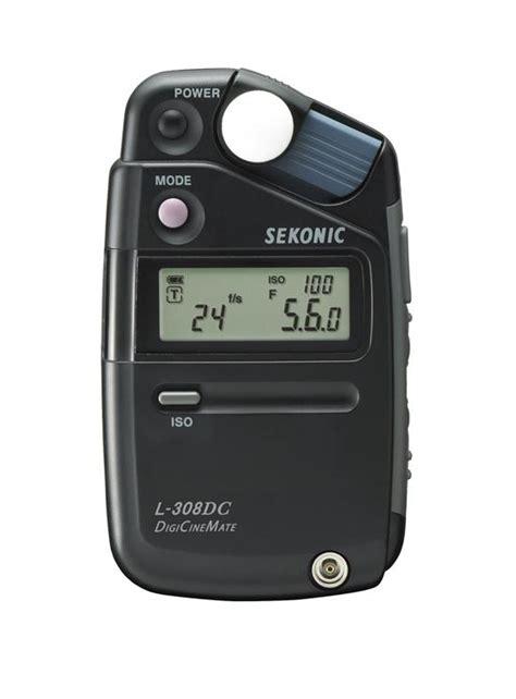 sekonic light meter light meters sekonic gossen spectra