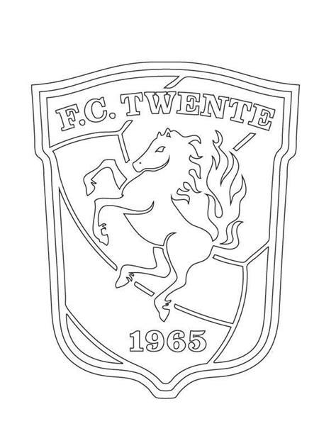 Fc Twente Kleurplatennl by Kleurplaten En Zo 187 Kleurplaat Fctwente