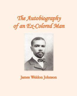 the autobiography of an ex colored the autobiography of an ex colored by johnson