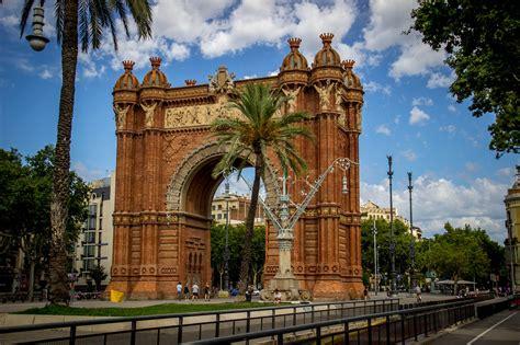 Arco de Triunfo en Barcelona | ShBarcelona