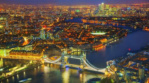 tablet android london bridge uk night city lights s wallpaper 17629