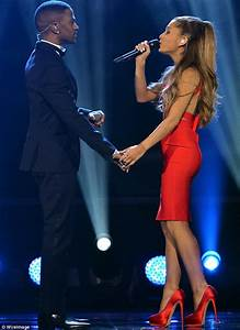 Ariana Grande performs with Big Sean at A Very Grammy ...