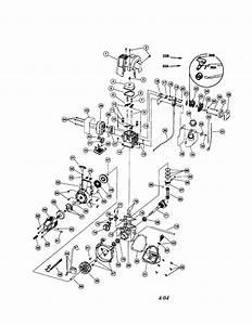 Troy Bilt 4 Cycle Trimmer Carburetor Diagram
