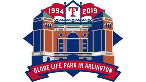 Texas Rangers unveil logo honoring final season of Globe ...