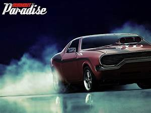 Muscle Car Wallpaper 2012