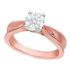 pink gold engagement rings pink gold engagement rings from mdc diamonds nyc