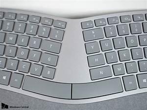 Microsoft Surface Ergonomic Keyboard  U00bb Gadget Flow