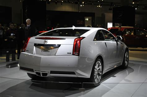 cadillac cts coupe los angeles  picture