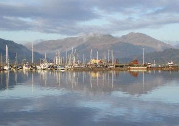 holy loch marina information  contact details