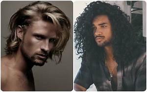 Cheveux Long Homme Conseil : coiffure homme les tendances 2018 2019 conseil en image relooking coaching de vie ~ Medecine-chirurgie-esthetiques.com Avis de Voitures