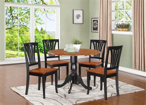 Small Kitchen Table And Chairs Set by Dlav5 Bch W 5 Pc Small Kitchen Table And Chairs Set