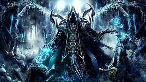 Video, Games, Diablo, Iii, Diablo, 3, Reaper, Of, Souls, Wallpapers, Hd, Desktop, And, Mobile, Backgrounds