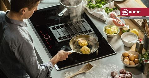 Introducing the new Neff Venting Hob   Kitchen Ergonomics